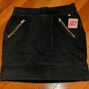 Juicy Couture Soft Stretchy Jean Skirt